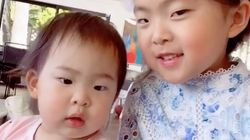 Kid Teaches Her Little Sis Mandarin And It's Friggin'