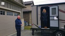 RVs Help Front-Line Workers Social Distance To Keep Their Families