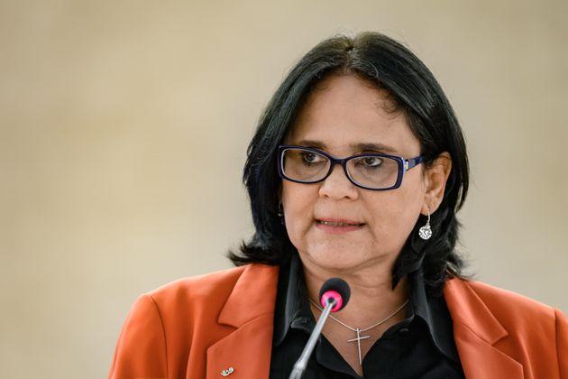 Damares Alves, ministra da Mulher, da Família e dos Direitos