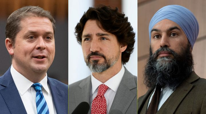News of the NDP's application for the Canada Emergency Wage Subsidy on Friday prompted the federal Liberals and Conservatives to announce they've applied and received money from the program.