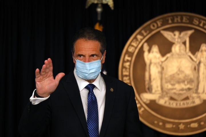 Gov. Andrew Cuomo is facing increasing criticism for deaths in New York nursing homes.