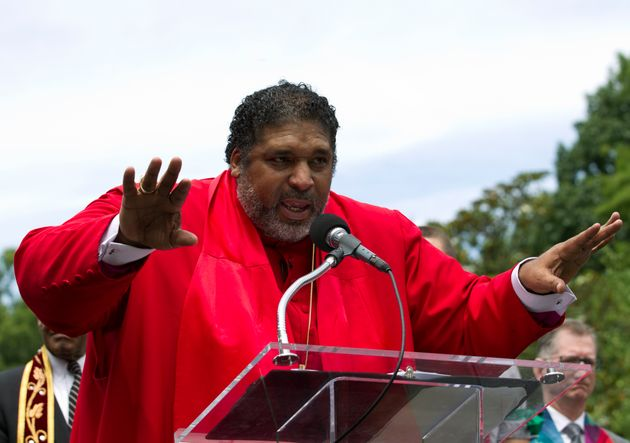 Rev. William J. Barber is the co-chair of thePoor People's Campaign: A National Call for...