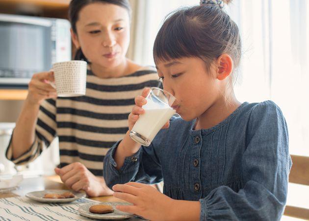 「もう一杯」の牛乳が、酪農家さんの支援につながります。