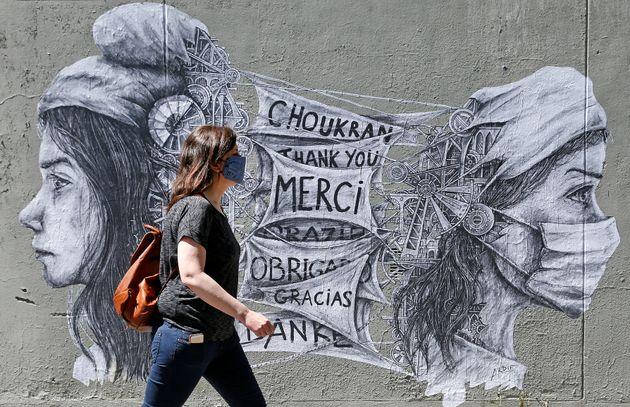 Γκράφιτι στο Παρίσι: Η...
