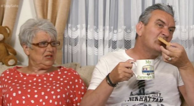 Gogglebox Fans Absolutely Grossed Out After Seeing The Unusual Way Lee Riley Eats His Toast