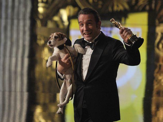 Uggie et Jean Dujardin ont conquis le monde du cinéma en 2011 avec