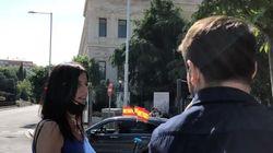 El reproche de Javier Negre a Cristina Seguí por lo que ha hecho en la manifestación de Vox: se ve en la
