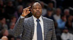 COVID-19: la légende du basketball Patrick Ewing est à