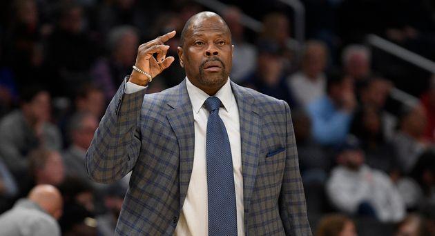 Patrick Ewing est maintenant entraîneur-chef de Georgetown dans la