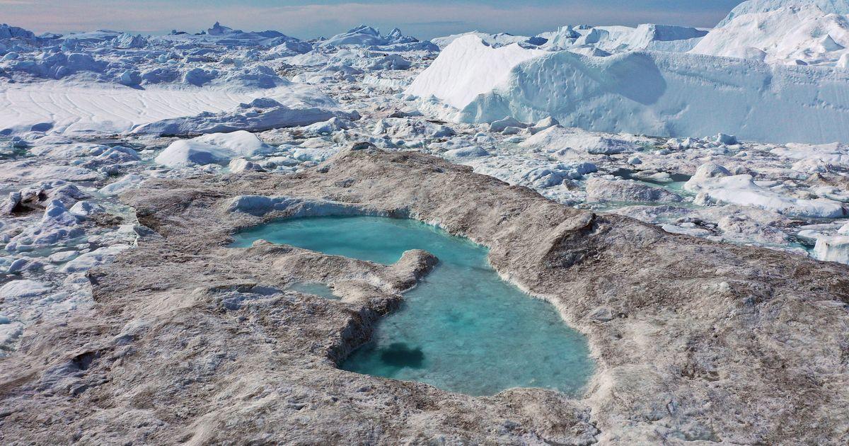 Vague de chaleur en Sibérie et fonte des glaces aux Groenland inquiètent les scientifiques