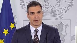 Pedro Sánchez cambia un detalle de su 'look' después de semanas de