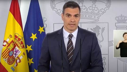 Sánchez responde con medidas a las protestas de la