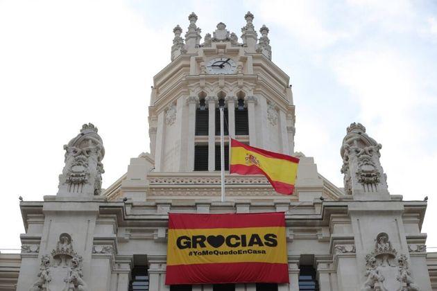 España declarará el luto oficial el