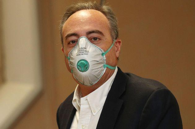 Secondo Gallera per prendere il Coronavirus si devono incontrare due persone infette