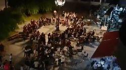 Dimite una edil de Bildu por participar en un baile masivo en Beasain