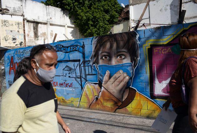 Κορονοϊός: Ατελείωτος εφιάλτης στη Βραζιλία, νέο ρεκόρ θανάτων στην