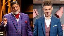 MasterChef's Matt Preston Had Cravats, Jock Zonfrillo Loves His