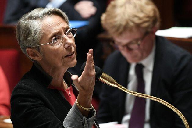 Élisabeth Borne réclame des engagements écolos aux fleurons industriels