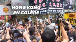 À Hong Kong, les manifestants de retour contre une nouvelle loi que la Chine veut