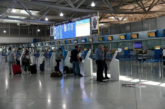 501 πτήσεις σε 5 μέρες από το αεροδρόμιο της