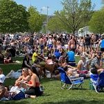 Toronto Park Overcrowding Is Why We Can't Have Nice Things During