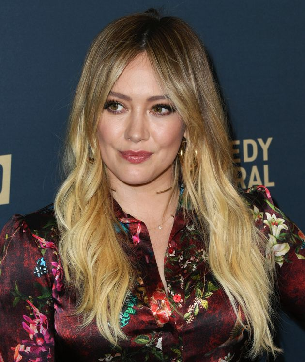 Hilary Duff Shuts Down Disgusting Internet Theory That Shes A Child Trafficker