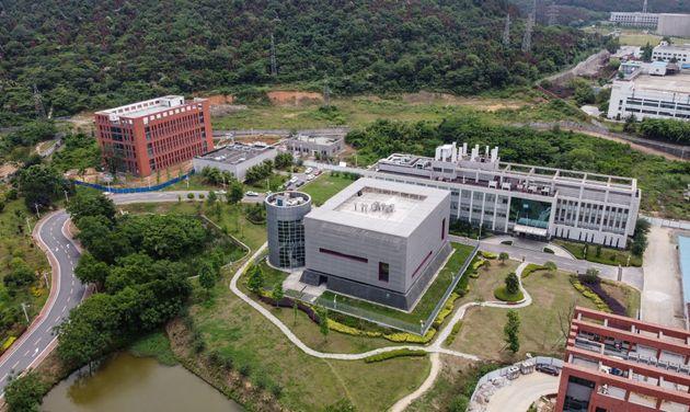 Le laboratoire P4, situé sur le campus de l'Institut de virologie de Wuhan (photo