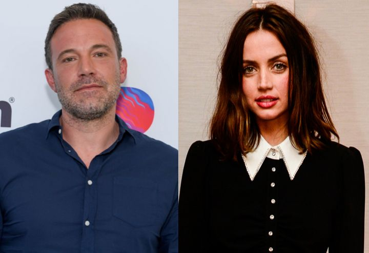 Affleck and de Armas started dating in early March.