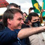 Bolsonaro participa de nova aglomeração contra Congresso e
