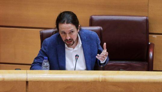 """Iglesias recomienda """"pomadita"""" a quienes """"les produce urticaria"""" ver a Podemos en el"""