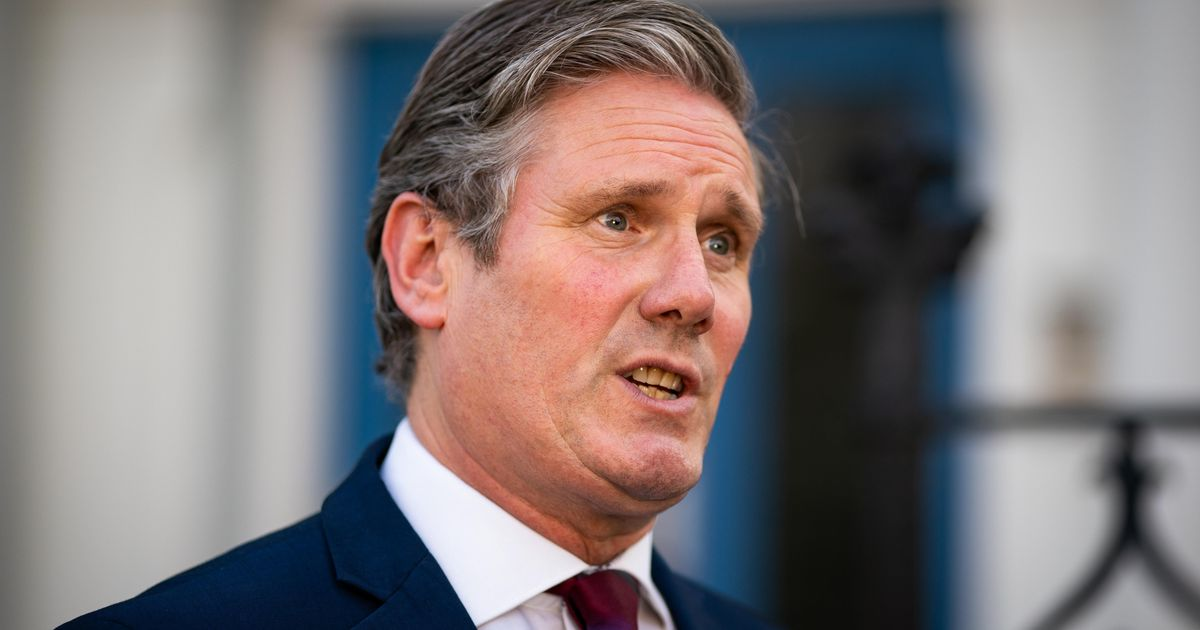 Keir Starmer Accuses Boris Johnson Of Treating Public 'With Contempt' Over Cummings Row
