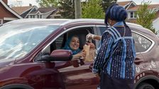 Drive-Thrus And Drive-Ins: Muslim Americans Celebrate Eid Amid The Coronavirus Pandemic