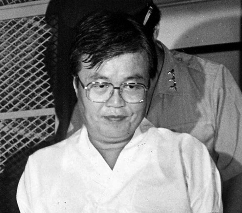 김종인이 동화은행 비자금 사건으로 체포되었지만 '몸통'은 따로 있다는 말이 당시에도 있었다. 1993년 7월23일치 <한겨레>에 실렸다. 촬영 장철규
