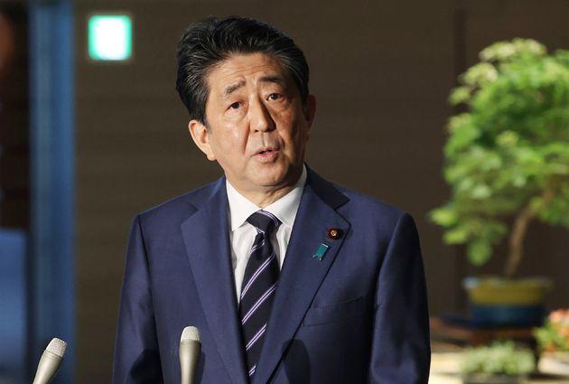 아베 신조 일본