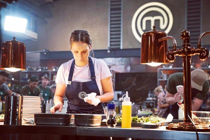 'MasterChef Australia: Back To Win' contestant Laura Sharrad