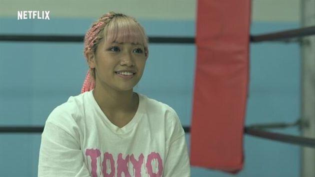 일본 여자 프로레슬러 기무라