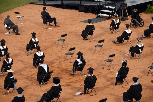 Αποφοίτηση στην Αλαμπάμα...