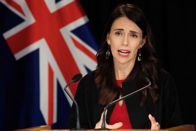 ニュージーランドのアーダーン首相