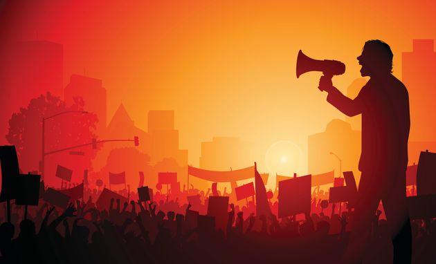 Tensione sociale e classe politica