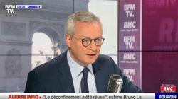 Bruno Le Maire favorable a un report des soldes de