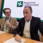 Zero decessi in Lombardia, Gallera e Fontana: