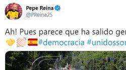 Un tertuliano de 'El Chiringuito' arrasa con su réplica a Pepe Reina: todo por esta palabra en el