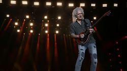 Brian May ha avuto un infarto. Il chitarrista dei Queen ha spiegato i problemi di salute in un