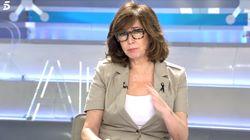Un líder de Unidas Podemos arremete en Twitter con dureza contra Ana Rosa