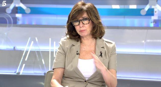 Ana Rosa Quintana en 'El Programa de