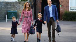 William e Kate non manderanno Charlotte a scuola