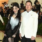 Grimes And Elon Musk Make Small Change To Son's Name Due To California