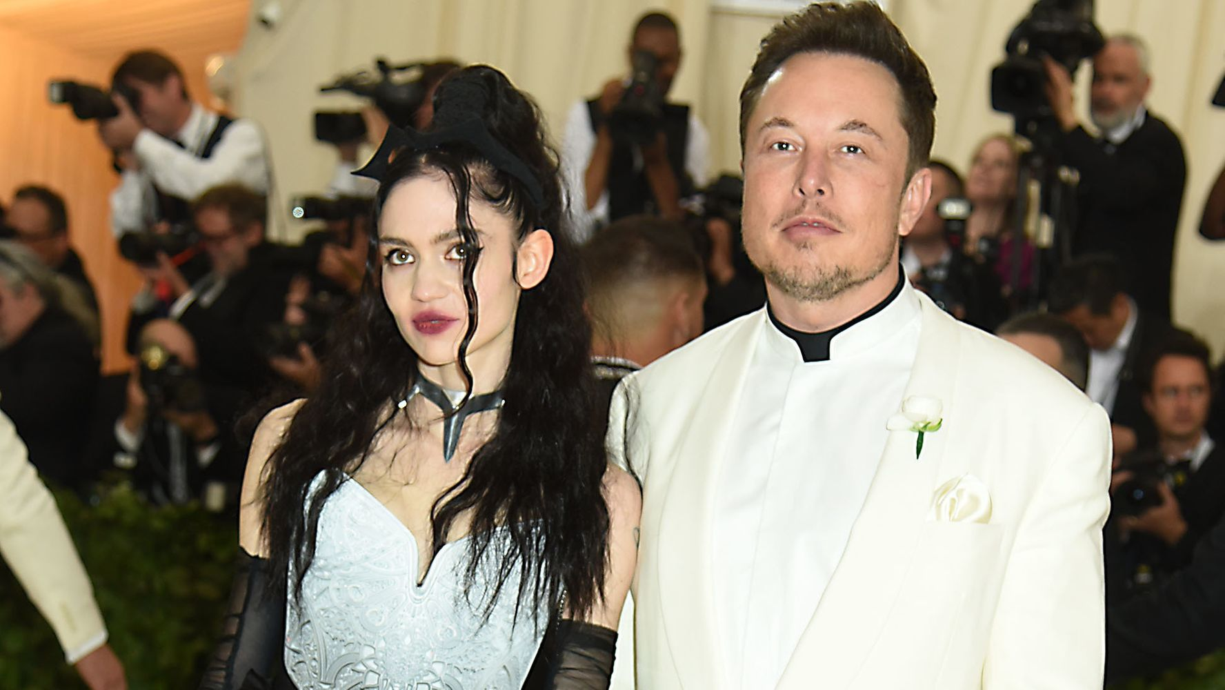 Grimes And Elon Musk Make Small Change To Son's Name Due To California Law