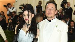 Grimes And Elon Musk Tweak Son's Name So It Complies With California