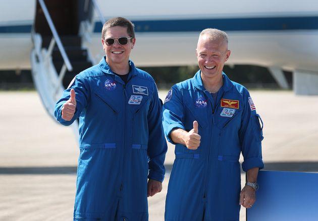 Αντίστροφη μέτρηση στη NASA για την πρώτη εκτόξευση επανδρωμένης αποστολής από τις ΗΠΑ από το